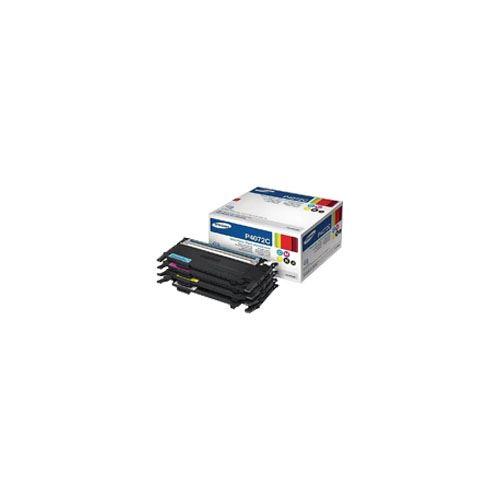 Toner Samsung Oryginał CLT-P4072C/ELS Czarny/Kolor Katowice